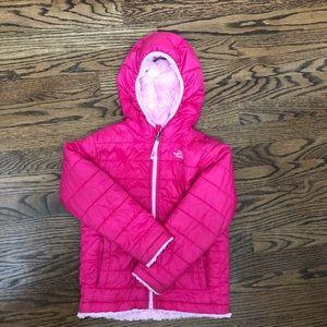 North Face Reversible Winter Coat